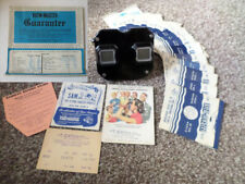 More details for vintage bakelite sawyers view master portland oregon with 20 reels & guarantee