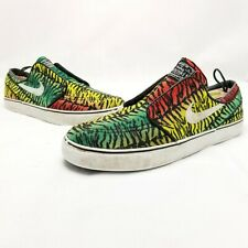 low priced bdf7a f4892 Nike 615957 Mens Sz 11 SB Zoom Stefan Janoski Canvas Low Top Skateboarding  Shoes