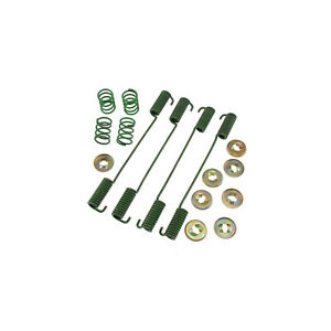Carlson H9238 Drum Brake Hardware Kit - All In One, Rear, Front