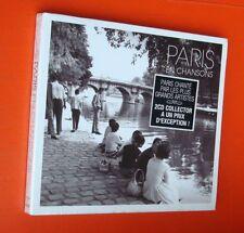 Various 2 CD Paris En Chansons,  2004 Wagram Music