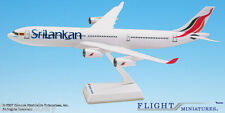 Flight Miniatures SriLankan Airlines 1999 Airbus A340-300 1:200 Scale New
