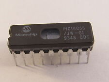 Microchip pic16c56jw-s1 EPROM based 8-bit CMOS monitorizza