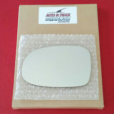 NEW Mirror Glass + ADHESIVE 97-99 ACURA 2.2CL 2.3CL 3.0CL Driver Left Side
