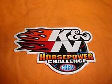 K&N Horsepower Challenge Sticker