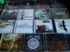 CD Bundle, Joblot, Collection of 15 , METAL, ROCK, METALCORE,THRASH, DEATH,