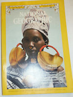 National Geographic Magazine Niger And Toronto August 1975 121314R2