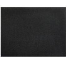 Wichelt Permin Premium Linen Fabric 32 Ct Cross Stitch 18 X 27 Chalkboard Black