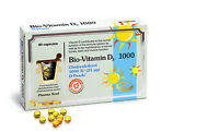 Bio Vitamin D3 by Pharma Nord - Easy Swallow Pearls - Quantity & Potency Options