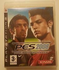 Sony Playstation 3 - PES 2008 - PS3 ITA