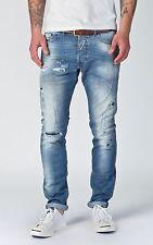 NWT Men's Diesel Jeans Tepphar 0854Z Slim Carrot 33W 32L $348 F/W 2016