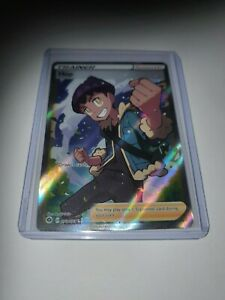 Hop - 073/073 - Full Art Rare Card - Pokemon Champion's Path MINT