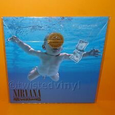 "2010 GEFFEN SUB POP RECORDS NIRVANA - NEVERMIND 12"" LP ALBUM SIMPLY VINYL 180g"