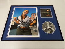Alicia Keys Framed 16x20 Songs in A Minor Cd & Photo Display