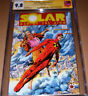 Solar #3 CGC SS 9.8 SIGNED Jim Shooter Bob Layton Valiant 1991 1st Toyo Harada