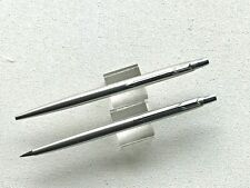 "1970s Parker Classic ""Flighter"" Ball Pen & Pencil set Stainless Steel Excellent"