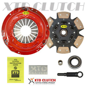 AMC STAGE 3 CERAMIC RACING CLUTCH KIT FITS FOR NISSAN 240SX ALL MODEL