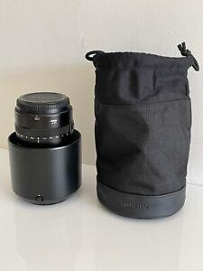 Fujifilm FUJINON GF 110mm f/2 Lens Super Clean