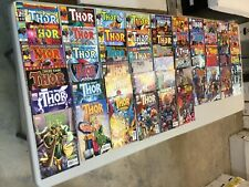 Lot Of 56 The Mighty Thor 1 3 4 6 7 8 9 10 11 12 13 14 15 16 Marvel Comics 1998