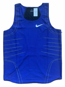 Nike Men's Pro Elite Vintage 2001 Running Race Day Singlet Top New Made in USA M