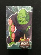 DragonballZ DBZ CCG Capsule Corp. Power Pack - Factory Sealed