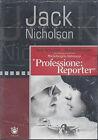 Dvd **PROFESSIONE REPORTER** di M. Antonioni con Jack Nicholson nuovo 1975