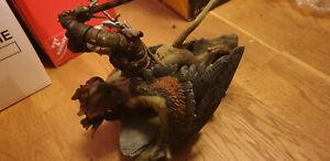 The Witcher 3 - Geralt Greif Statur aus der Collectors Edition