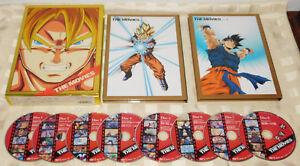 DRAGON BALL Movie DVD DRAGON BOX THE MOVIES Limited Edition Rare Anime Manga HTF