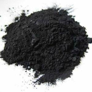 Ultrafine Steam Activated Coconut Charcoal Powder 100% Pure Organic 60g - 1kg