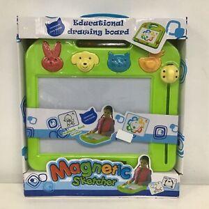 Kids Educational Drawing Board: Magnetic Sketcher #452