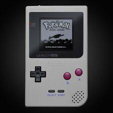 Game Boy Pocket TFT Console LCD Backlit Backlight Prestige Edition Grey