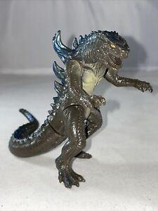 "1998 Yukata Real Hero series Godzilla 4"" figure bandai VERY RARE!"