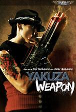 Yakuza Weapon (DVD, 2012)