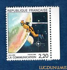 N°2508 - TIMBRE NEUF Gillon France 1988