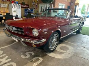 Ford Mustang V8 Cabriolet 260ci