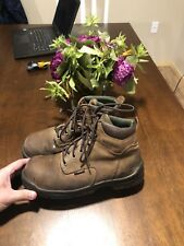 Men's Red Wing 2240 Protected Composite Toe Boots USA Size 10 D electrical