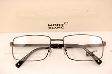 Brand New MONT BLANC Eyeglasses Frames 389 008 Dark Bronze Men Size 55