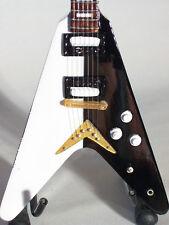 Guitare miniature Flying V de Michael Schenker Scorpions