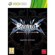 Xbox 360 Spiel BlazBlue Continuum Shift Limited Edition