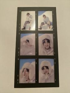 Jimin Film Bts Winter Package 2021 Photocard Official