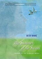 The Summer of the Swans (Puffin Classics) by Byars, Betsy Cromer Book The Fast
