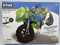 Knex Mega Motorcycle Building Set - K'Nex New Unopened Box