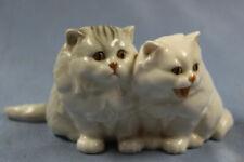 cat perser porcelain hutschenreuther figurine porcelainfigurine katze