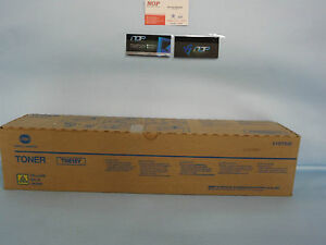 1 YELLOW TONER Konica Minolta Bizhub PRESS C8000 TN615Y TN-615Y A1DY230 TN615