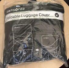 BNWT Samsonite Foldable Luggage Cover Size M