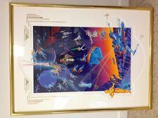 Star Wars Print-Melanie Taylor Kent -Gallery Quality Framing