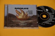 CD (NO LP ) AUDIOSLAVE  ORIG CON LIBRETTO EX