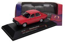 DACIA 1310 Sedan Baujahr 1984 rot In 1 43 Von Ist Die-cast Model