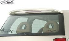 RDX Heckspoiler SEAT Arosa 6H / 6HS Dachspoiler Dach Spoiler Heck Flügel Hinten