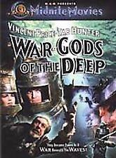 War-Gods of the Deep (DVD, 2001)