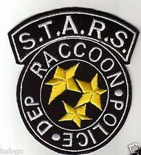 RESIDENT EVIL BLACK RACOON MINI PATCH - REVIL09
